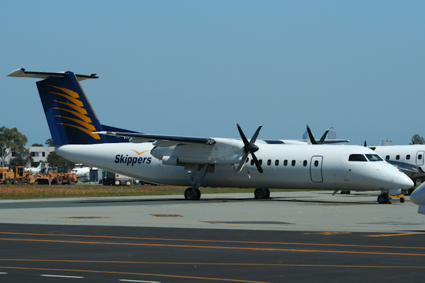 Skippers Dash 8-300