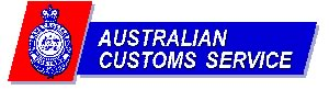 Australian Customs logo