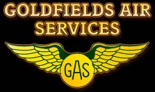 Goldfields Air Services logo