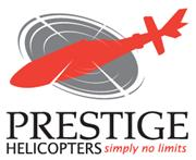 Prestige Helicopters logo