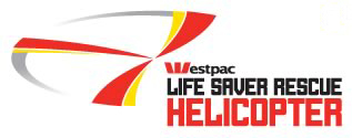Westpac Lifesaver Rescue Helicopter logo