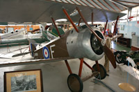 M6394_F Sopwith F1 Camel replica