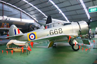 A20-688 painted as A20-668 CAC CA-16 Wirraway III