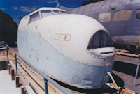A70-3 Martin PBM-3R Mariner converted to caravan