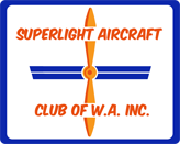 Superlight Aircraft Club of WA Inc logo