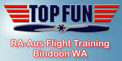 Topfun Aviation logo
