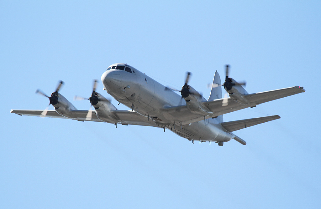 A9-751 Lockheed AP-3C Orion (MSN 5657) of RAAF, 10 Sqn, Edinburgh, South Australia, at RAAF Pearce Air Show – 19 May 2012.
