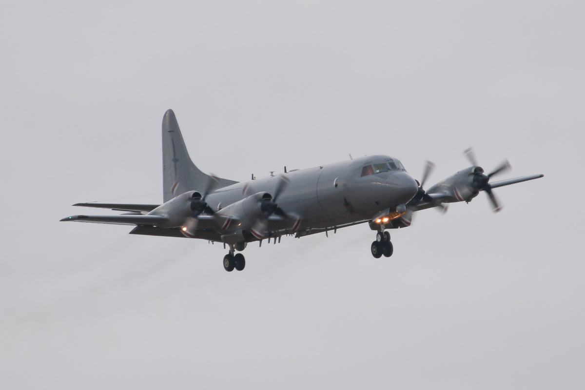 NZ4204 Lockheed P-3K2 Orion (MSN 185-5202) of the Royal New Zealand Air Force, 5 Squadron, based at RNZAF Base Auckland, New Zealand, at RAAF Pearce – Wed 26 March 2014. Photo © David Eyre