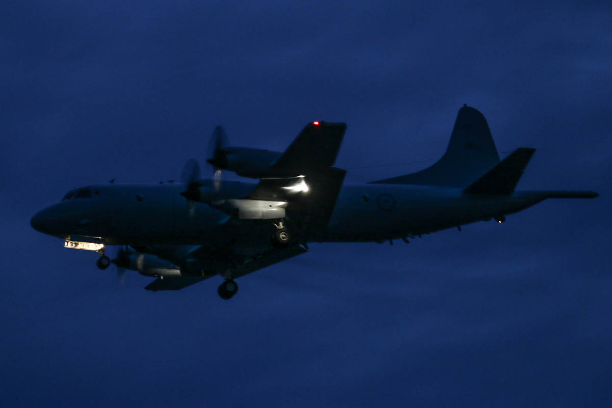 A9-753 Lockheed AP-3C Orion (MSN 285D-5660) of 10 Squadron, RAAF, at RAAF Pearce – Wed 9 April 2014. Photo © David Eyre