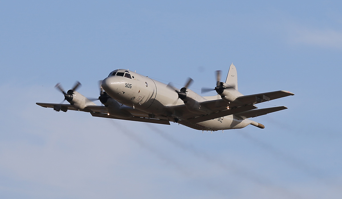 950905 Lockheed P-3C-III+ Orion (MSN 285K-5834) of 613 Navy Squadron, Republic of Korea Navy, at RAAF Pearce – Thu 17 April 2014. Photo © Keith Anderson