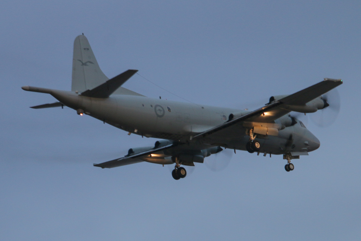 A9-662 Lockheed AP-3C Orion (MSN 285D-5789) of 11 Squadron, RAAF, at RAAF Pearce – Thu 17 April 2014. Photo © David Eyre