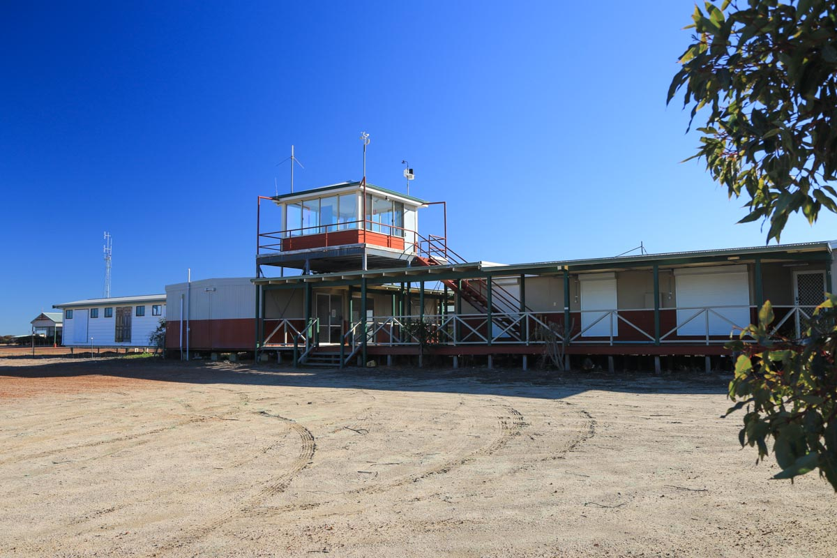 China Southern West Australian Flying College, at Merredin Airport - Sun 3 August 2014. The college owns and operates Merredin aerodrome and has another base at Jandakot. Photo © David Eyre