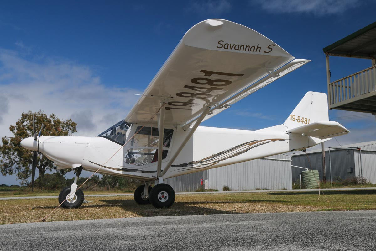 19-8481 ICP MXP-740 Savannah S (MSN 13-03-54-0259), at SABC Annual Fly In, Serpentine Airfield – Sun 28 September 2014. Registered 7 March 2014, this aircraft is based at a rural property near Lancelin. Photo © David Eyre