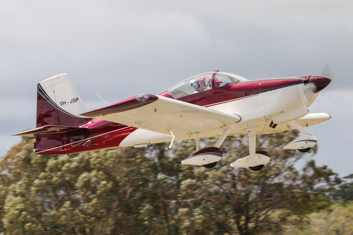 VH-JSP Vans RV-9A (MSN 91336) owned by Marko Martinovich at SABC Annual Fly In, Serpentine Airfield – Sun 28 September 2014. Built 2006, first registered 19.6.2006. Photo © David Eyre