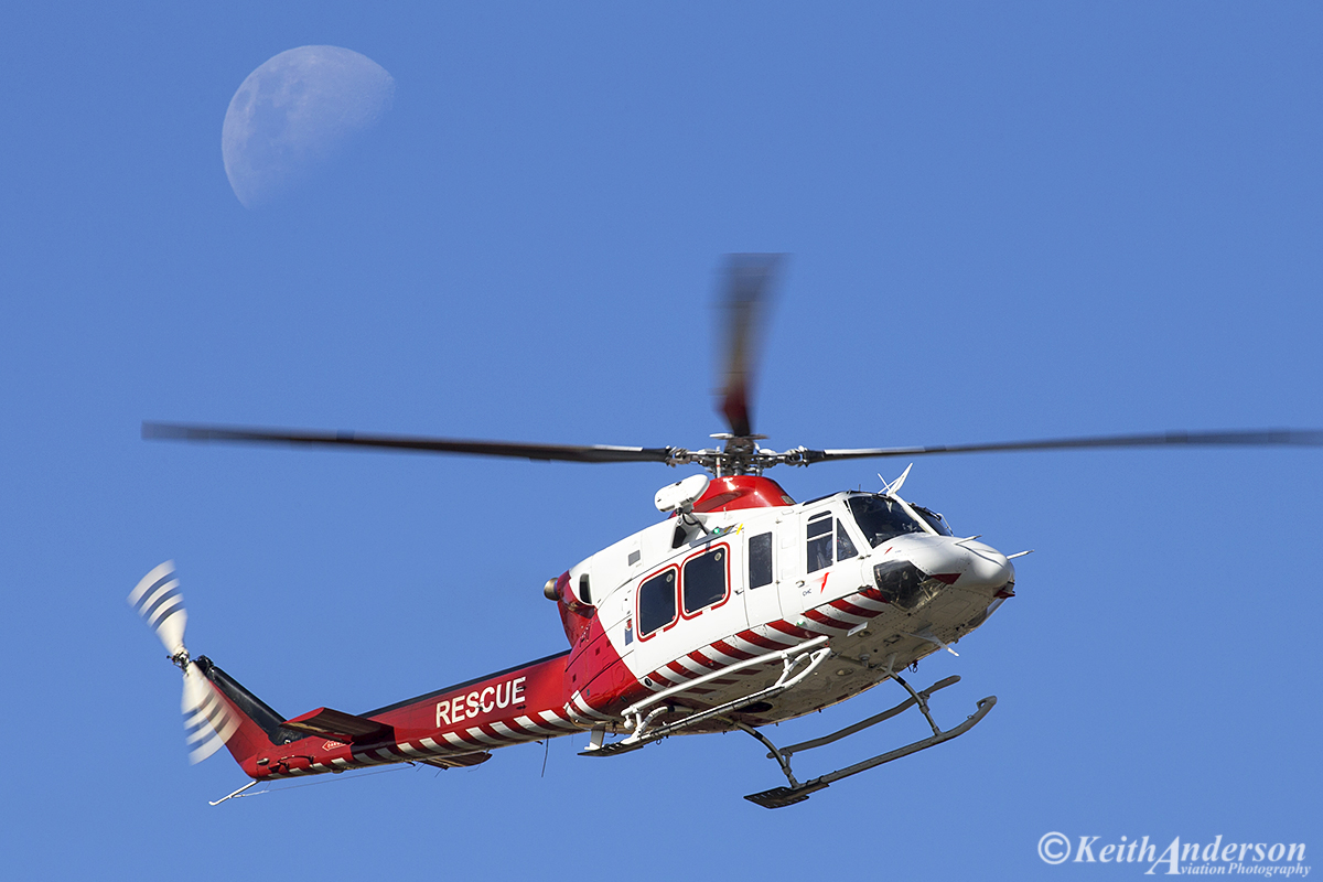 VH-VAA Bell 412EP (MSN 36274) of CHC Helicopter Australia P/L, operated by Lloyd Helicopters P/L at Jandakot Airport – 12 August 2016.