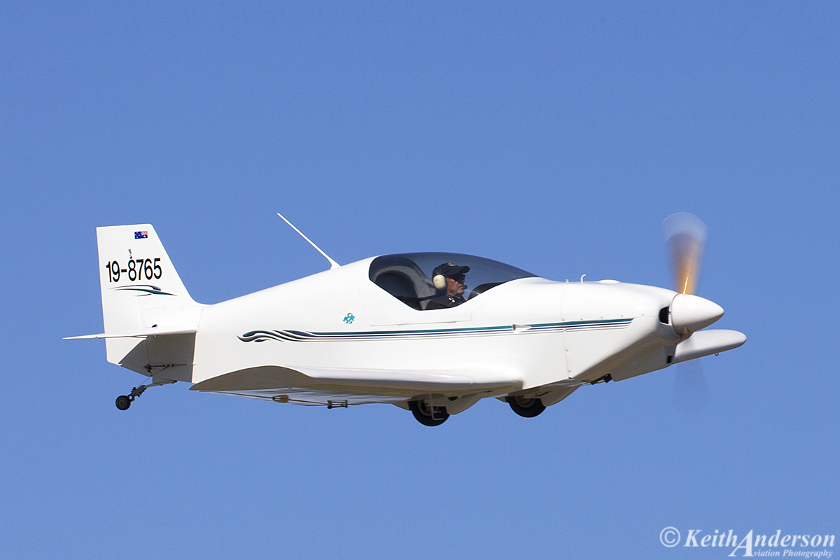 19-8765 at SABC Annual Fly In, Serpentine Airfield – Sun 25 September 2016.