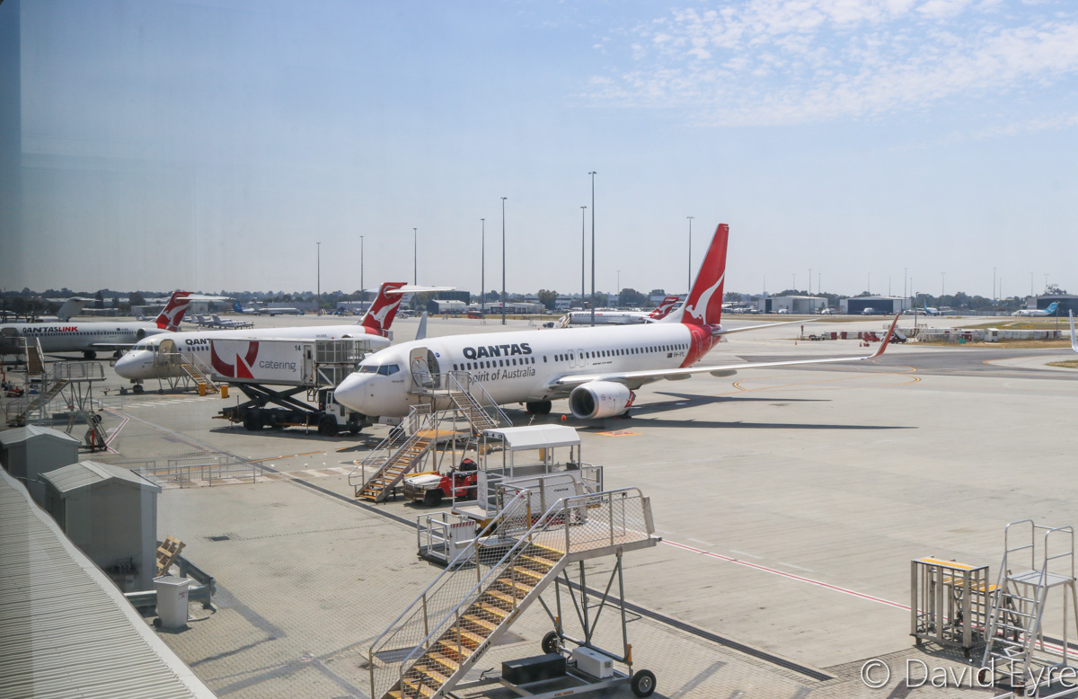Perth Airport: Terminal 4 – Qantas Domestic – AviationWA