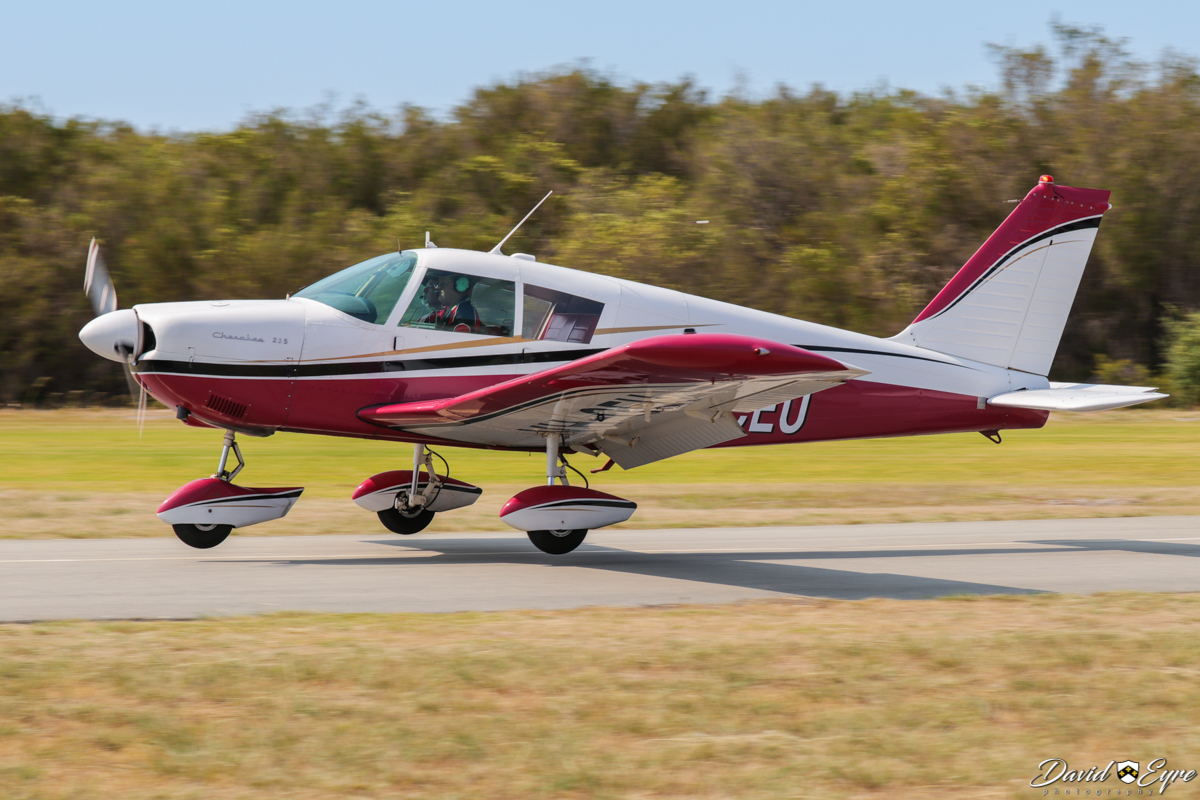 VH-CEU Piper PA-28-235 Cherokee 235 (MSN 28-10658) owned by Howard J Pietersie, of Northam, WA at the Sport Aircraft Builders Club (SABC) Annual Fly-In, Serpentine Airfield - 5 November 2017. Photo © David Eyre. Built in 1965, ex VH-CFU.