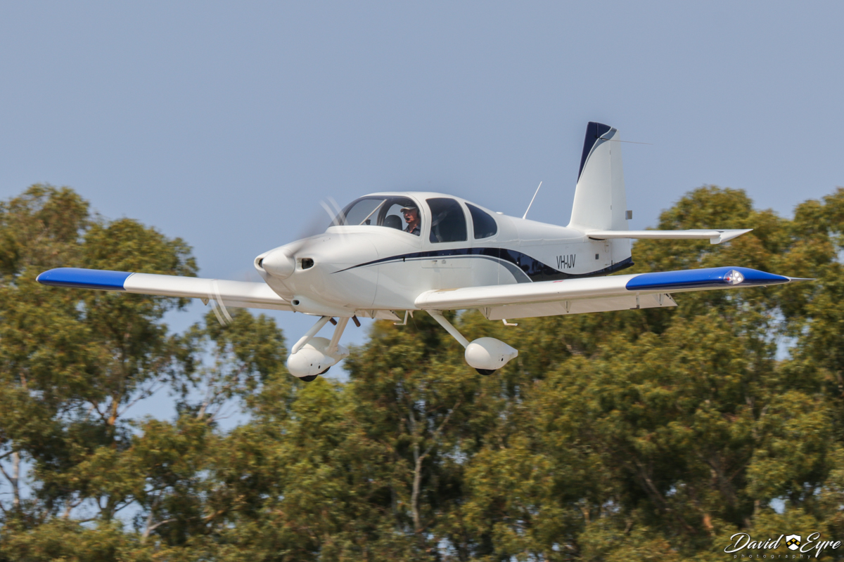 VH-IJV Vans RV-10 (MSN 40183) owned by Ian Jenkins, at the Sport Aircraft Builders Club (SABC) Annual Fly-In, Serpentine Airfield - 5 November 2017. Photo © David Eyre.