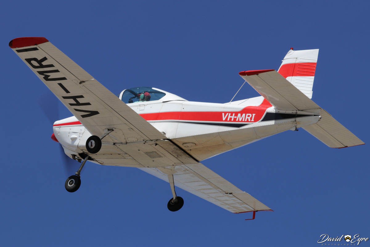 VH-MRI Victa Airtourer 115 (MSN 158) owned and flown by Sue Clarke, at Sport Aircraft Builders Club (SABC) Annual Fly-In, Serpentine Airfield - 5 November 2017. Photo © David Eyre Built in Australia in 1965.