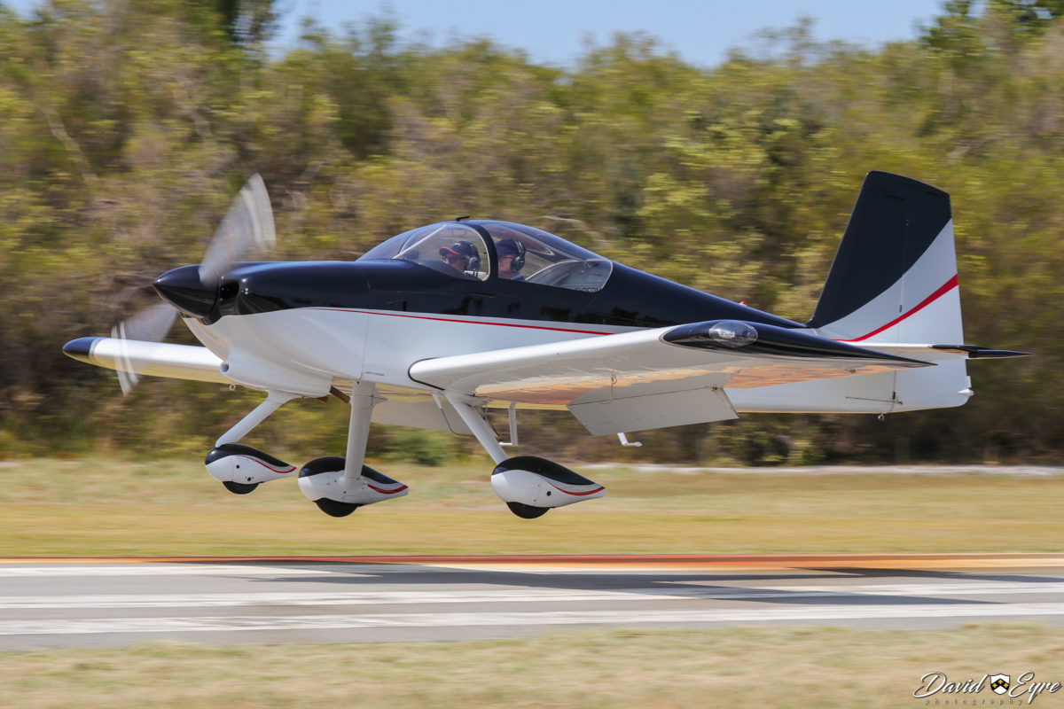 VH-VVF Vans RV-7A (MSN 72495) owned by Gordon Stephenson, of Albany, WA, at the Sport Aircraft Builders Club (SABC) Annual Fly-In, Serpentine Airfield - 5 November 2017. Photo © David Eyre.
